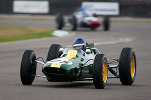Click here to open the Lotus 25 Climax  gallery