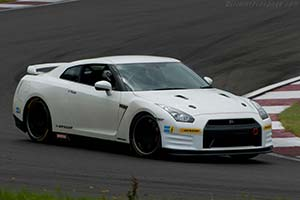 Click here to open the Nissan GT-R Club Track Edition gallery