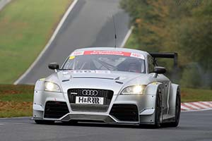 Click here to open the Audi TT RS VLN gallery