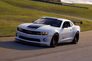 Click here to open the Chevrolet Camaro SSX Track Car Concept gallery