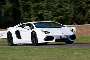 Click here to open the Lamborghini Aventador LP700-4 gallery