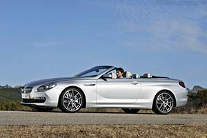 Click here to open the BMW 650i Convertible gallery