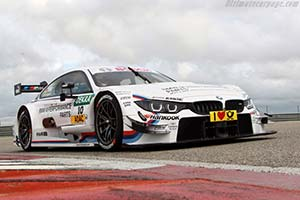 Click here to open the BMW M4 DTM gallery