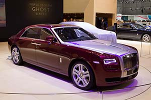 Click here to open the Rolls-Royce Ghost Series II gallery