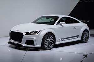 Click here to open the Audi TT quattro sport Concept gallery