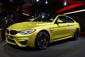 Click here to open the BMW M4 Coupe gallery