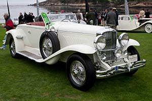 Click here to open the Duesenberg J Murphy Convertible Coupe gallery