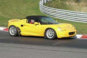 1999 - 2000 Lotus Elise S1 111s - Images, Specifications and Information