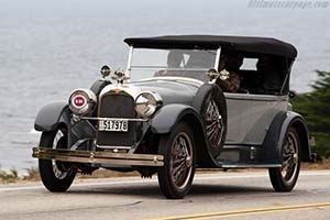 Click here to open the Duesenberg Model A Millspaugh & Irish Sport Phaeton gallery