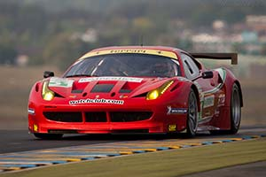 Click here to open the Ferrari 458 Italia GT2 gallery