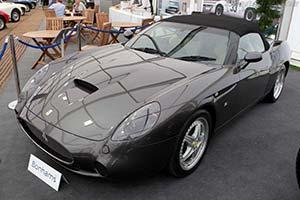 Click here to open the Ferrari 550 Barchetta Zagato gallery