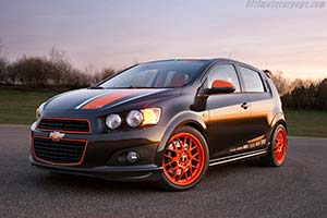 Click here to open the Chevrolet Sonic Z-Spec Concept gallery