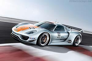 Click here to open the Porsche 918 RSR Concept gallery