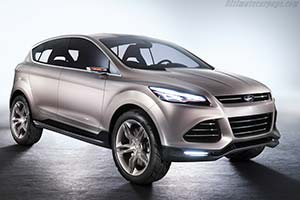 Click here to open the Ford Vertrek Concept gallery
