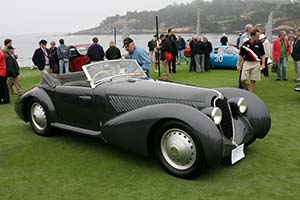 Click here to open the Alfa Romeo 8C 2900B Corto Pinin Farina Spider gallery