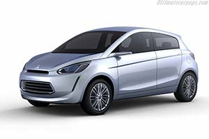 Click here to open the Mitsubishi Concept Global Small gallery
