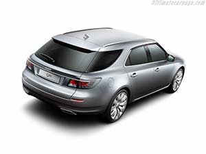 Click here to open the Saab 9-5 SportWagon gallery