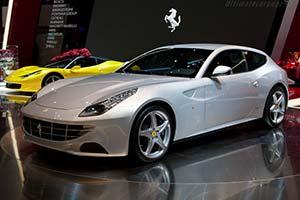 Click here to open the Ferrari FF gallery