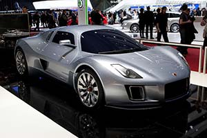 Click here to open the Gumpert Tornante by Touring gallery