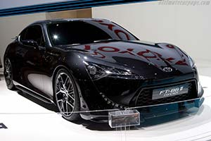 Click here to open the Toyota FT-86 II Concept gallery