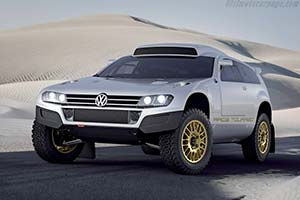 Click here to open the Volkswagen Touareg 3 Qatar gallery