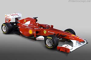 Click here to open the Ferrari F150th Italia gallery