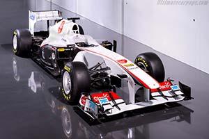 Click here to open the Sauber C30 Ferrari gallery