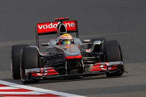 Click here to open the McLaren MP4-26 Mercedes gallery