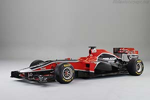 Click here to open the Virgin MVR-02 Cosworth gallery
