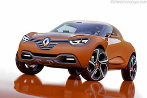 Click here to open the Renault Captur Concept gallery