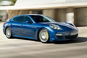 Click here to open the Porsche Panamera S Hybrid gallery
