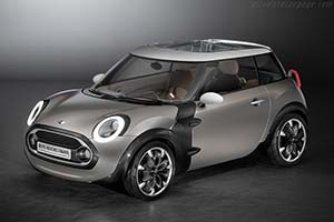 Click here to open the MINI Rocketman Concept gallery