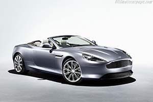 Click here to open the Aston Martin Virage Volante gallery