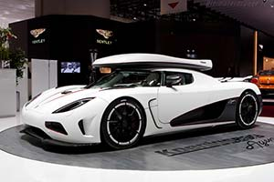 Click here to open the Koenigsegg Agera R gallery