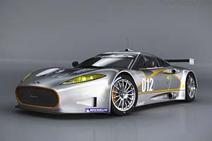 Click here to open the Spyker C8 Aileron GT gallery