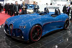 Click here to open the Wiesmann Spyder Concept gallery