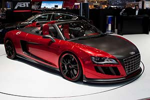 Click here to open the ABT R8 GT S gallery
