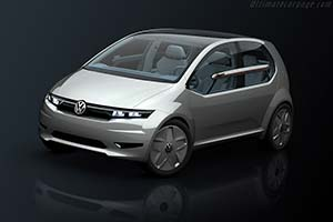 Click here to open the Volkswagen Go Concept gallery