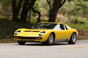 Click here to open the Lamborghini Miura P400 SV Prototipo gallery