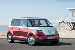 Click here to open the Volkswagen Bulli Concept gallery