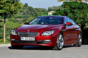 Click here to open the BMW 650i Coupe gallery