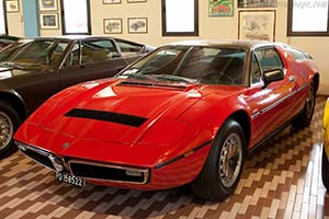 Click here to open the Maserati Bora gallery