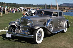 Click here to open the Duesenberg SJ Rollston Torpedo Sedan gallery