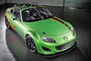Click here to open the Mazda MX-5 GT gallery