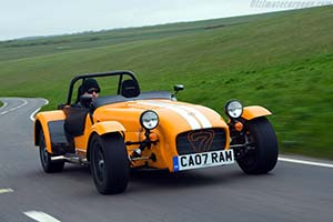 Click here to open the Caterham Supersport gallery