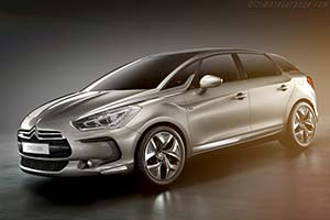 Click here to open the Citroën DS5 gallery