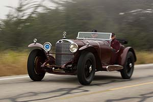 Click here to open the Mercedes-Benz 710 SSK Barker Roadster gallery