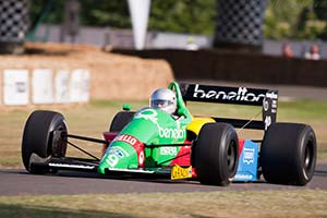 Click here to open the Benetton B188 Ford gallery
