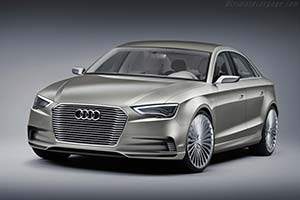 Click here to open the Audi A3 e-tron Concept gallery