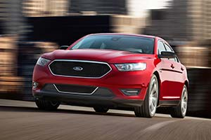 Click here to open the Ford Taurus SHO gallery